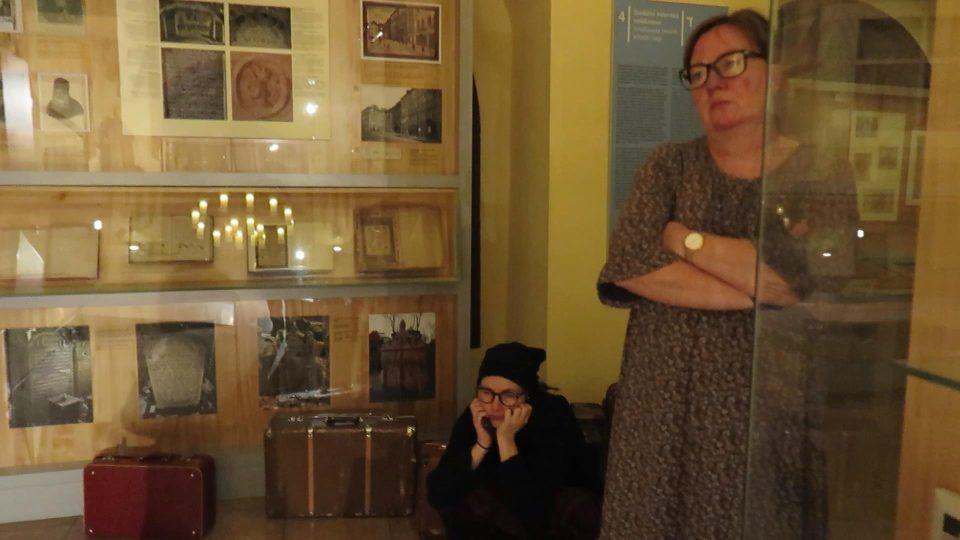 ...a bolelo nebe 24.1.2019 - Maiselova synagoga