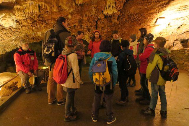 Koněpruské jeskyně 4.5.2016